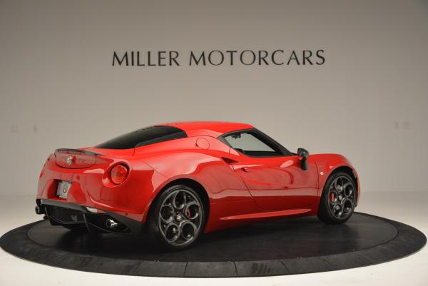 Used 2015 Alfa Romeo 4C Launch Edition for sale Sold at Maserati of Westport in Westport CT 06880 8