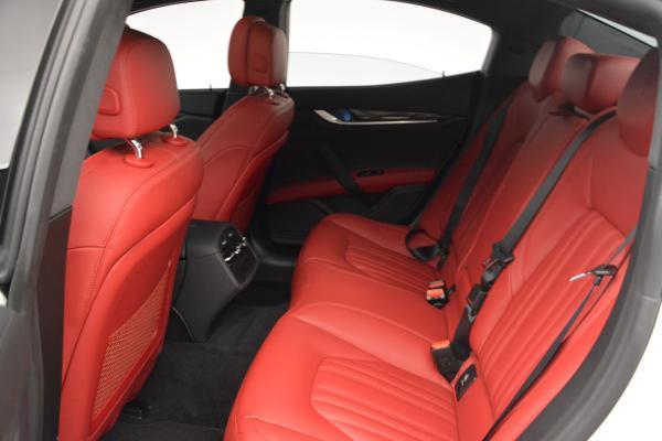 New 2016 Maserati Ghibli S Q4 for sale Sold at Maserati of Westport in Westport CT 06880 16