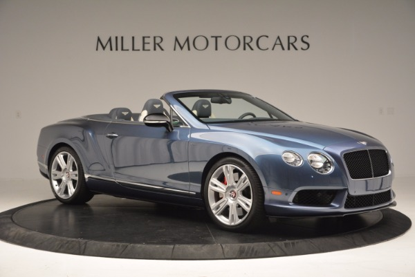 Used 2014 Bentley Continental GT V8 S Convertible for sale Sold at Maserati of Westport in Westport CT 06880 10
