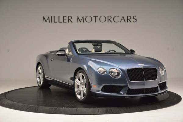Used 2014 Bentley Continental GT V8 S Convertible for sale Sold at Maserati of Westport in Westport CT 06880 11
