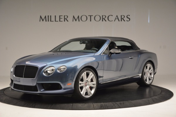 Used 2014 Bentley Continental GT V8 S Convertible for sale Sold at Maserati of Westport in Westport CT 06880 14