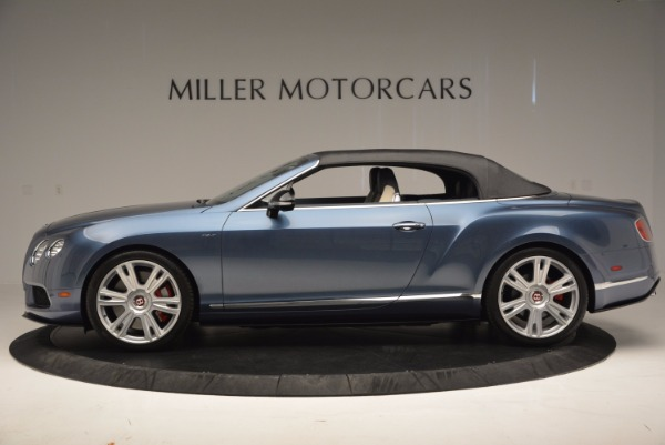 Used 2014 Bentley Continental GT V8 S Convertible for sale Sold at Maserati of Westport in Westport CT 06880 15