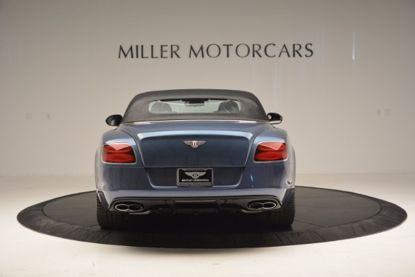Used 2014 Bentley Continental GT V8 S Convertible for sale Sold at Maserati of Westport in Westport CT 06880 17