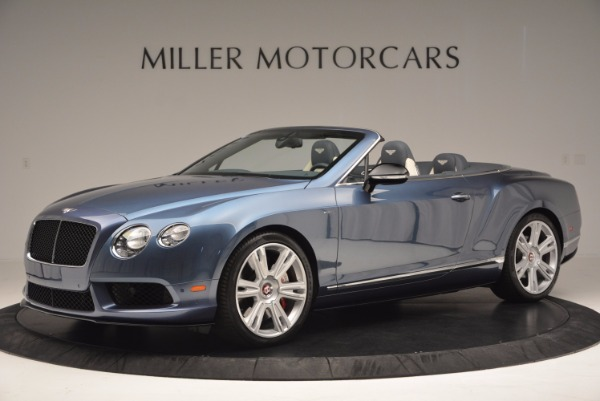 Used 2014 Bentley Continental GT V8 S Convertible for sale Sold at Maserati of Westport in Westport CT 06880 2