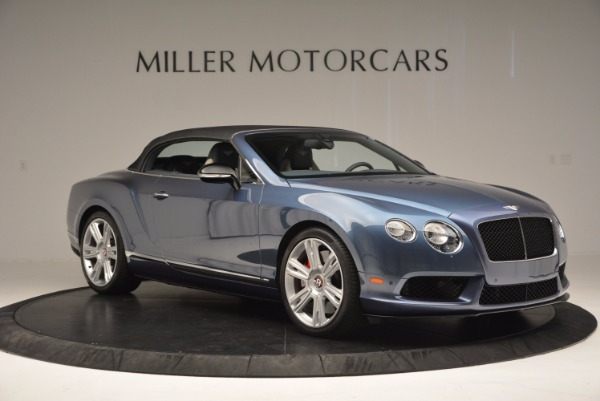 Used 2014 Bentley Continental GT V8 S Convertible for sale Sold at Maserati of Westport in Westport CT 06880 20