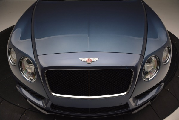 Used 2014 Bentley Continental GT V8 S Convertible for sale Sold at Maserati of Westport in Westport CT 06880 21