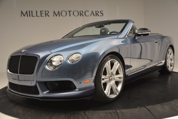 Used 2014 Bentley Continental GT V8 S Convertible for sale Sold at Maserati of Westport in Westport CT 06880 24