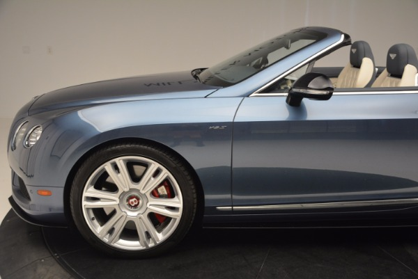 Used 2014 Bentley Continental GT V8 S Convertible for sale Sold at Maserati of Westport in Westport CT 06880 26
