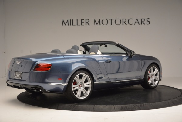 Used 2014 Bentley Continental GT V8 S Convertible for sale Sold at Maserati of Westport in Westport CT 06880 8