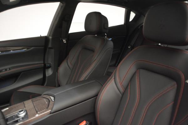 New 2017 Maserati Quattroporte S Q4 GranLusso for sale Sold at Maserati of Westport in Westport CT 06880 15