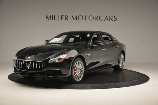 New 2017 Maserati Quattroporte S Q4 GranLusso for sale Sold at Maserati of Westport in Westport CT 06880 1