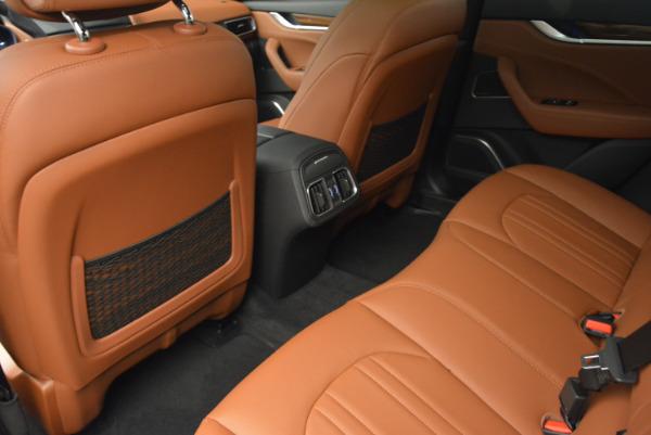 New 2017 Maserati Levante S for sale Sold at Maserati of Westport in Westport CT 06880 17