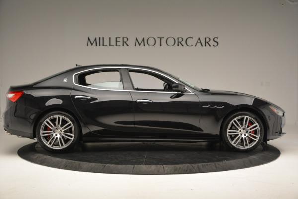 New 2017 Maserati Ghibli S Q4 for sale Sold at Maserati of Westport in Westport CT 06880 9