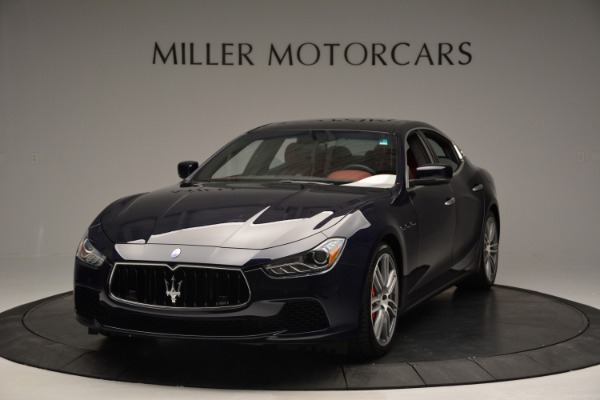 New 2017 Maserati Ghibli S Q4 for sale Sold at Maserati of Westport in Westport CT 06880 1