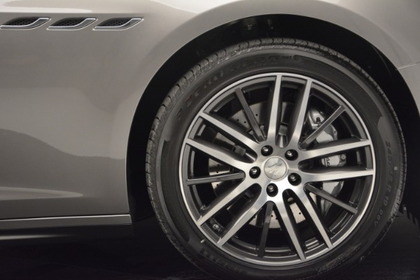 Used 2017 Maserati Ghibli S Q4 EX-LOANER for sale Sold at Maserati of Westport in Westport CT 06880 13
