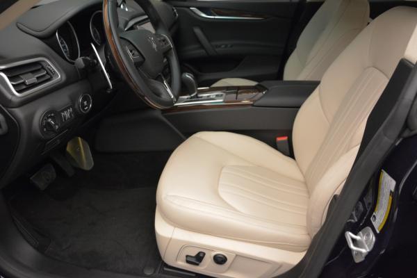 New 2016 Maserati Ghibli S Q4 for sale Sold at Maserati of Westport in Westport CT 06880 23