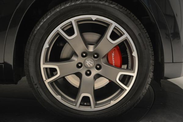 New 2017 Maserati Levante for sale Sold at Maserati of Westport in Westport CT 06880 28