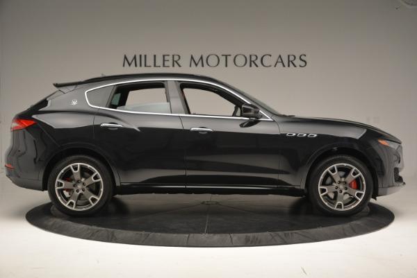 New 2017 Maserati Levante for sale Sold at Maserati of Westport in Westport CT 06880 9