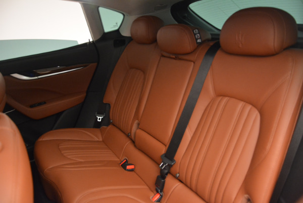 New 2017 Maserati Levante for sale Sold at Maserati of Westport in Westport CT 06880 18