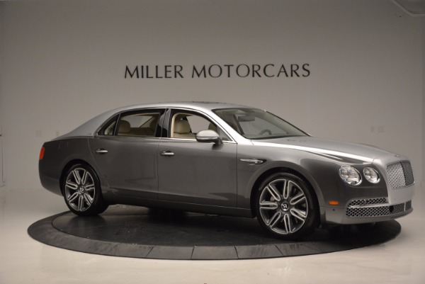Used 2016 Bentley Flying Spur W12 for sale Sold at Maserati of Westport in Westport CT 06880 10