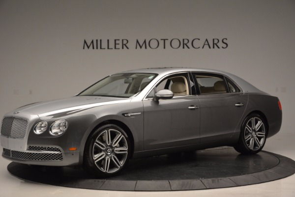 Used 2016 Bentley Flying Spur W12 for sale Sold at Maserati of Westport in Westport CT 06880 2