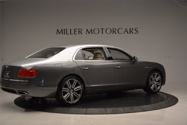 Used 2016 Bentley Flying Spur W12 for sale Sold at Maserati of Westport in Westport CT 06880 8