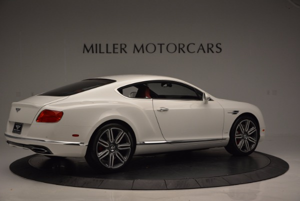 Used 2016 Bentley Continental GT for sale Sold at Maserati of Westport in Westport CT 06880 8