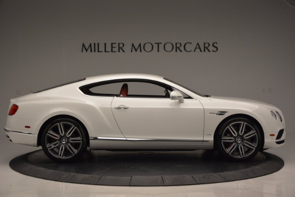 Used 2016 Bentley Continental GT for sale Sold at Maserati of Westport in Westport CT 06880 9