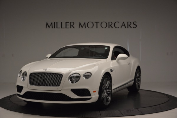 Used 2016 Bentley Continental GT for sale Sold at Maserati of Westport in Westport CT 06880 1