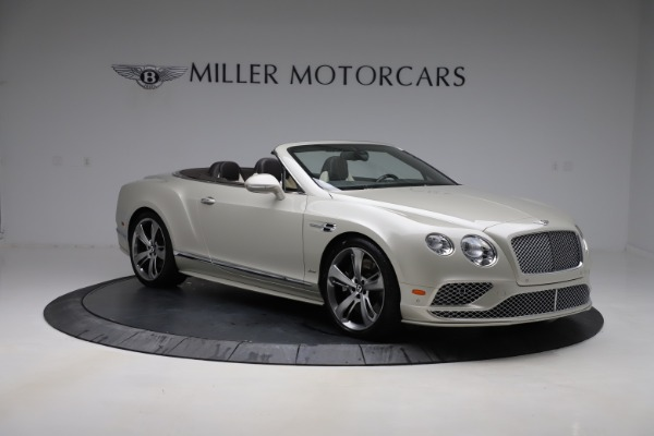 Used 2016 Bentley Continental GTC Speed for sale Sold at Maserati of Westport in Westport CT 06880 12