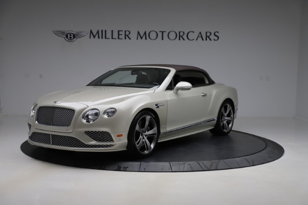 Used 2016 Bentley Continental GTC Speed for sale Sold at Maserati of Westport in Westport CT 06880 14