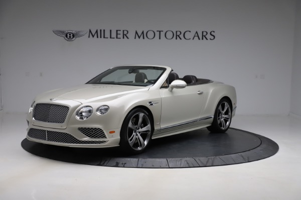 Used 2016 Bentley Continental GTC Speed for sale Sold at Maserati of Westport in Westport CT 06880 2