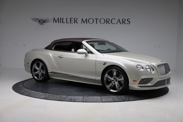 Used 2016 Bentley Continental GTC Speed for sale Sold at Maserati of Westport in Westport CT 06880 20