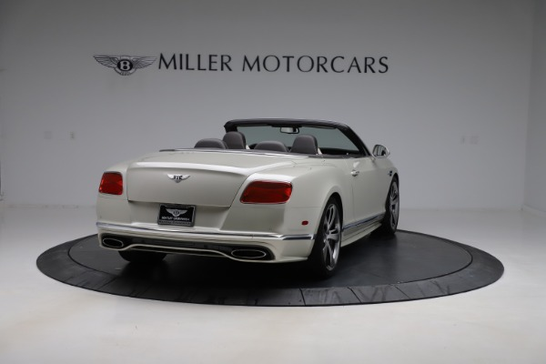 Used 2016 Bentley Continental GTC Speed for sale Sold at Maserati of Westport in Westport CT 06880 8