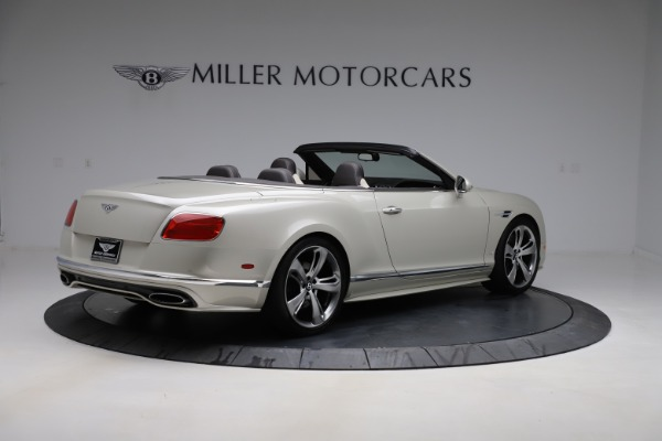 Used 2016 Bentley Continental GTC Speed for sale Sold at Maserati of Westport in Westport CT 06880 9