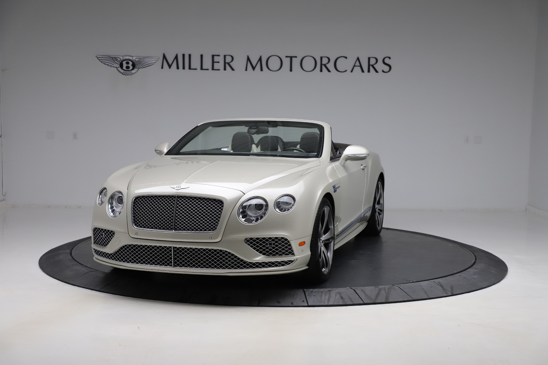 Used 2016 Bentley Continental GTC Speed for sale Sold at Maserati of Westport in Westport CT 06880 1