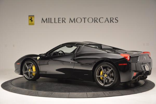 Used 2014 Ferrari 458 Spider for sale Sold at Maserati of Westport in Westport CT 06880 16