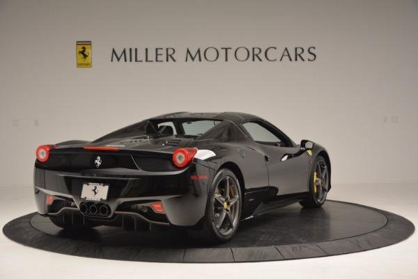 Used 2014 Ferrari 458 Spider for sale Sold at Maserati of Westport in Westport CT 06880 19