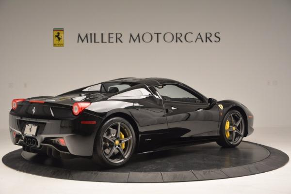 Used 2014 Ferrari 458 Spider for sale Sold at Maserati of Westport in Westport CT 06880 20