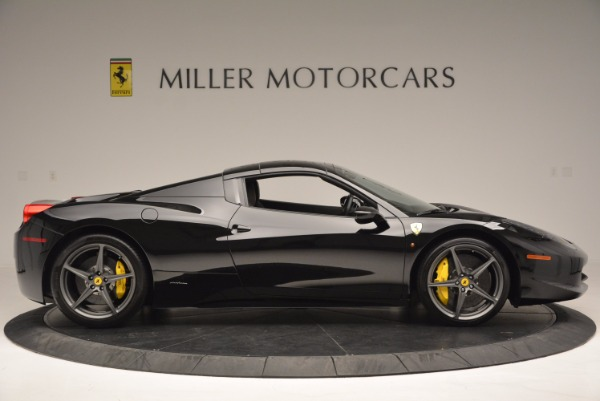 Used 2014 Ferrari 458 Spider for sale Sold at Maserati of Westport in Westport CT 06880 21
