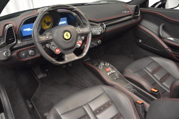 Used 2014 Ferrari 458 Spider for sale Sold at Maserati of Westport in Westport CT 06880 25