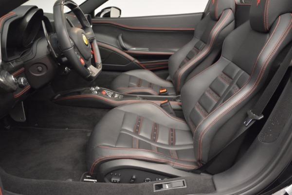 Used 2014 Ferrari 458 Spider for sale Sold at Maserati of Westport in Westport CT 06880 26