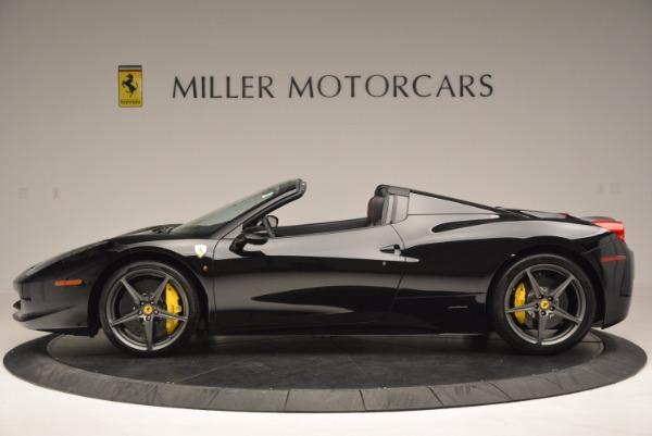 Used 2014 Ferrari 458 Spider for sale Sold at Maserati of Westport in Westport CT 06880 3