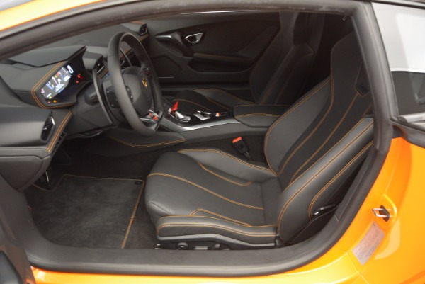 Used 2015 Lamborghini Huracan LP 610-4 for sale Sold at Maserati of Westport in Westport CT 06880 14