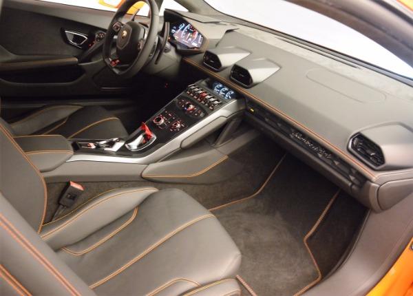 Used 2015 Lamborghini Huracan LP 610-4 for sale Sold at Maserati of Westport in Westport CT 06880 17