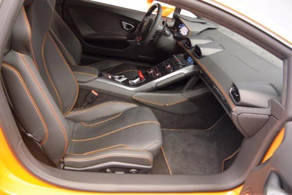 Used 2015 Lamborghini Huracan LP 610-4 for sale Sold at Maserati of Westport in Westport CT 06880 18