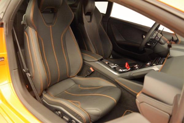 Used 2015 Lamborghini Huracan LP 610-4 for sale Sold at Maserati of Westport in Westport CT 06880 19