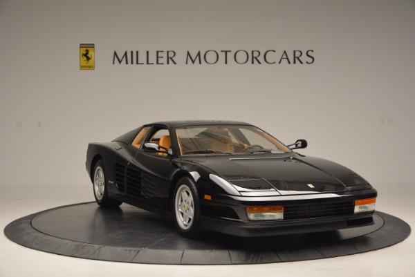 Used 1989 Ferrari Testarossa for sale Sold at Maserati of Westport in Westport CT 06880 11