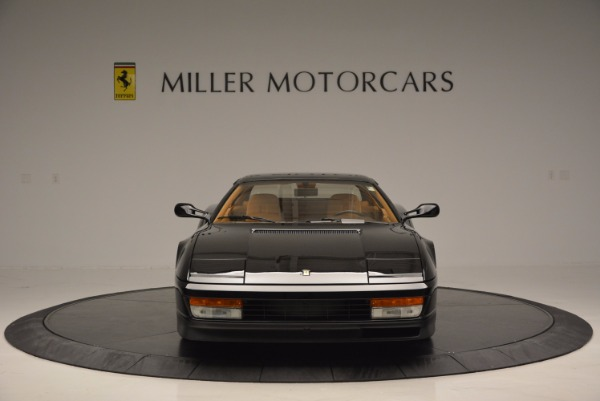 Used 1989 Ferrari Testarossa for sale Sold at Maserati of Westport in Westport CT 06880 12