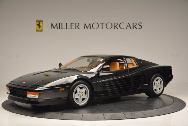 Used 1989 Ferrari Testarossa for sale Sold at Maserati of Westport in Westport CT 06880 2